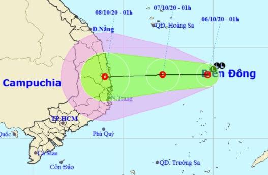 Tropical Depression To Develop In East Vietnam Sea Vietnam Insider